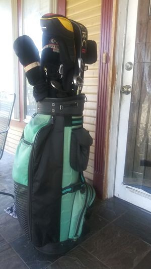 Bennington golf set for Sale in Dallas, TX