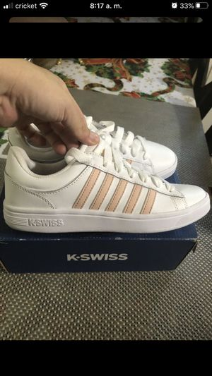 KSWISS SHOES for Sale in Riverside, CA