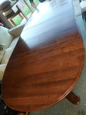 Beautiful dining table for 6 and 4 chairs brand new for Sale in Port St. Lucie, FL