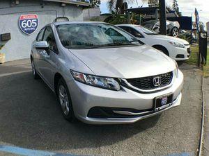 2015 Honda Civic for Sale in Bellflower, CA