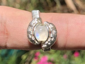 Moonstone Ring - Your Size - Any size for Sale in Clearwater, FL