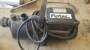 Flotec water transfer pump for Sale in Barnhart, MO