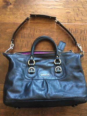 Coach Purse- All Leather for Sale in West Richland, WA