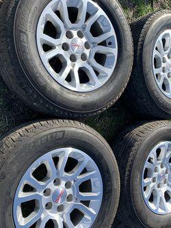 """2019 GMC Sierra 18"""" Wheels for Sale in Midlothian,  TX"""