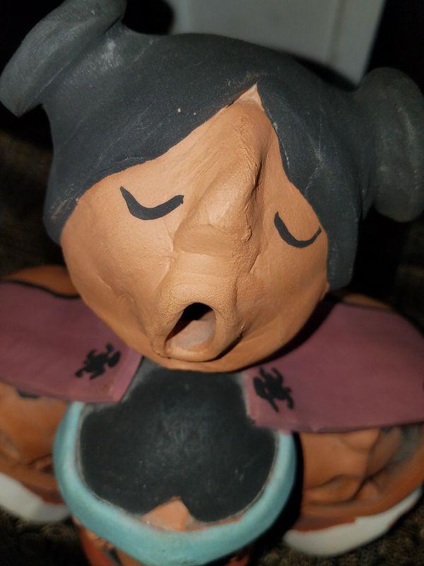 Rare Storytellers Pottery