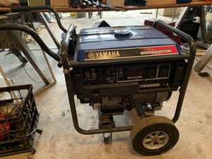 Yamaha Generator - Model YG4000D for Sale in Elk Grove Village, IL