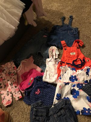 Baby Girl Clothes 6-9 Months for Sale in Gallatin, TN