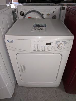 "24"" Wide Maytag Dryer with Warranty for Sale in Longmont, CO"