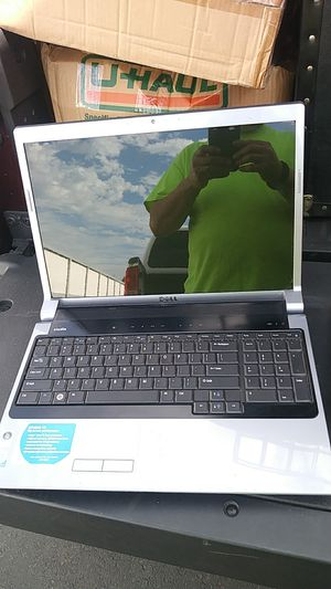 Dell Laptop Studio 17 With Wires and Case for Sale in San Leandro, CA