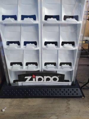 Zippo display case for Sale in Carnegie, PA