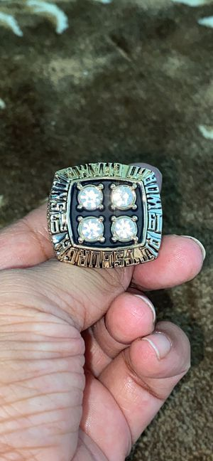 Steelers ring size 12 for Sale in Irving, TX