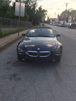 2007 BMW 650i for Sale in Philadelphia, PA