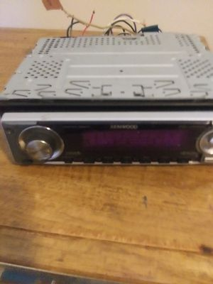 Kenwood cd player for Sale in Knoxville, TN