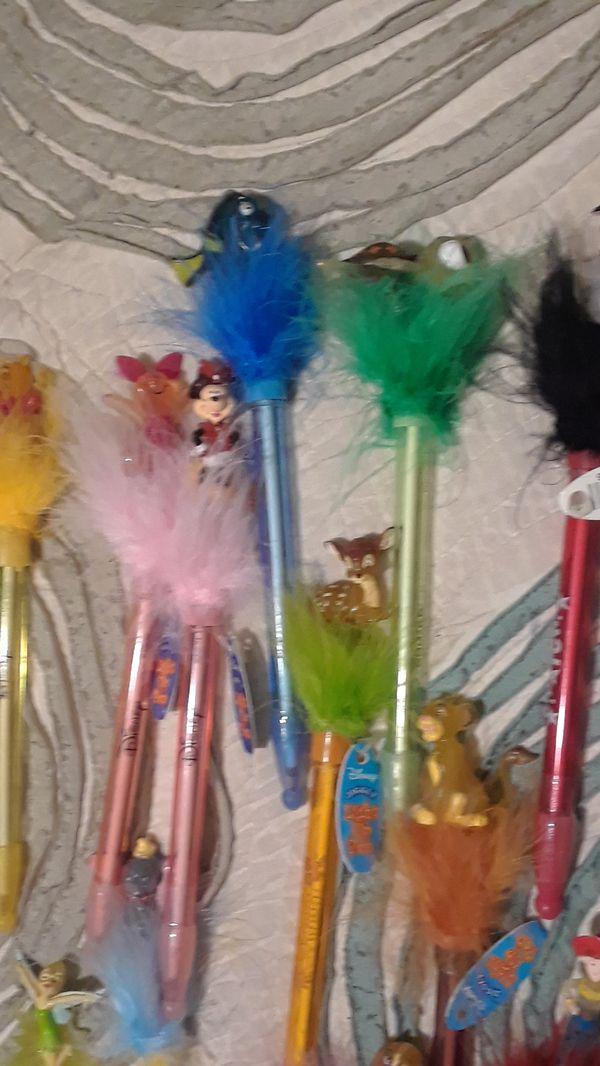 Disney light up jiggly pen jiggly pen