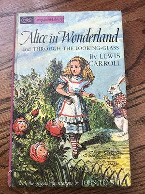 Alice in Wonderland Collectible Book for Sale in Cary, NC