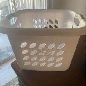 New Laundry Basket $2 for Sale in Fontana, CA