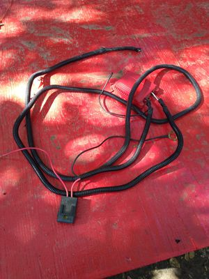 FREE STROBE LIGHT WIRING HARNESS MADE FOR LIGHT BARS for Sale in Chico, CA