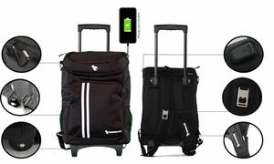 New! USB Trolly Backpack Cooler. 70% off for Sale in Kissimmee, FL