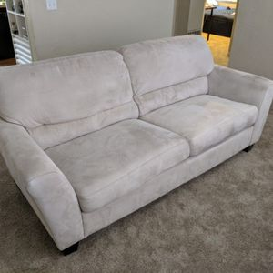 Cream Colored Couch for Sale in Portland, OR