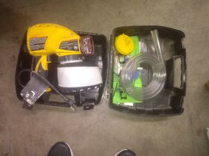 Electric paint sprayer for Sale in Placentia, CA