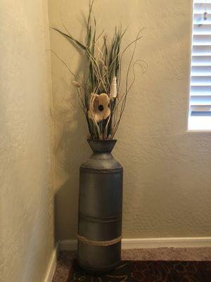 Decorative floor plant holder for Sale in Avondale, AZ