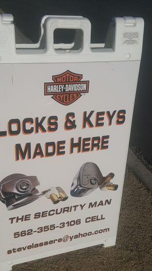 Harley barrel keys for Sale in Encinitas, CA