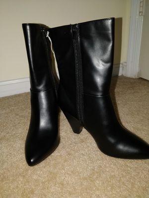 Black boots for Sale in Centreville, VA