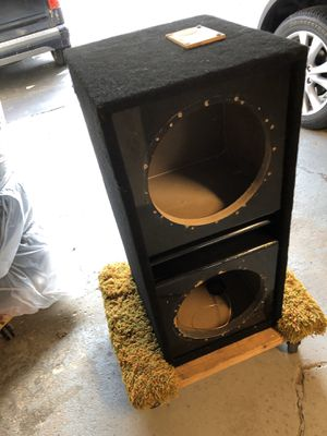 Subwoofer Box for Sale in Bartlett, IL