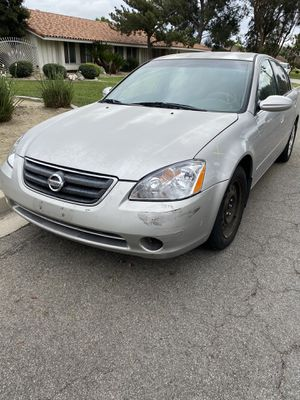 2003 Nissan Altima 2.5 S for Sale in Riverside, CA