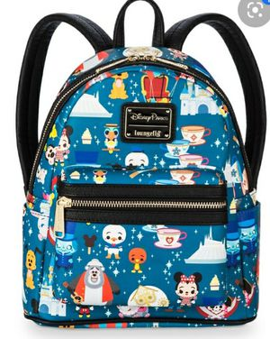 Disney Minis Mini characters n park icon backpack by Loungefly collection for Sale in Rialto, CA