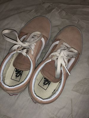 Suede Pink Classic Vans for Sale in Modesto, CA