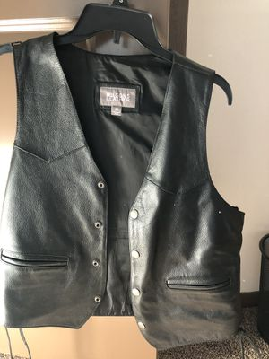 Wilson's Leather Motorcycle Vest for Sale in Orland Hills, IL