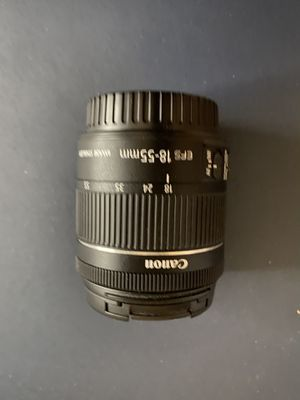 Canon 18-55mm for Sale in Chandler, AZ