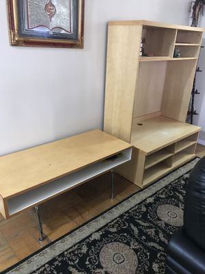 Ikea Tv stand and coffe table for Sale in Alexandria, VA