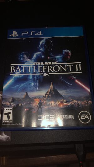 Star Wars Battlefront 2 for Sale in San Diego, CA