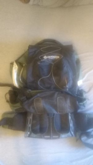 Outdoor Products brand frame backpack Trailhead framepack 8. 0 for Sale in Tempe, AZ