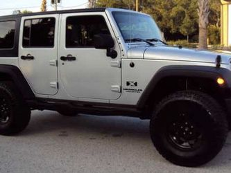 Beautiful 2007 Jeep Wrangler for Sale in Athens,  PA
