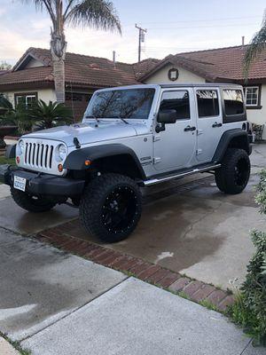 Jeep wrangler 2011 for Sale in Santa Ana, CA