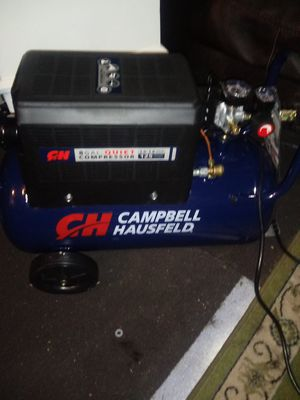 Brand new 8 GAL. QUIET compressor 125 max psi for Sale in Columbus, OH