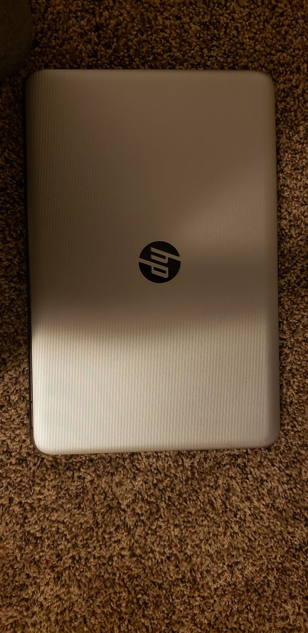 HP Touch Screen Envy Notebook