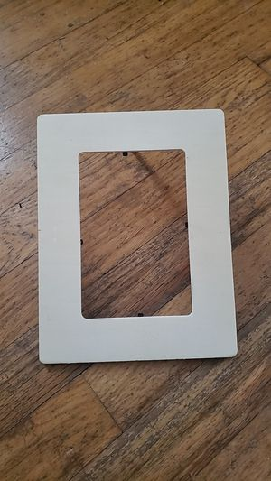 Wooden picture frame for Sale in Evansville, IN