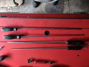 Snap on long screwdrivers for Sale in Osteen, FL