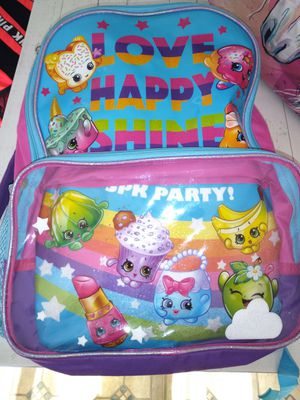 Shopkins backpack for Sale in Lowell, MA