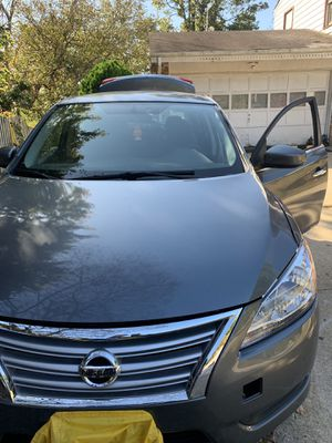 2015 Nissan Sentra SV for Sale in Oxon Hill, MD