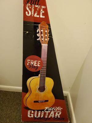 Pacific Guitar for Sale in Harrisburg, PA