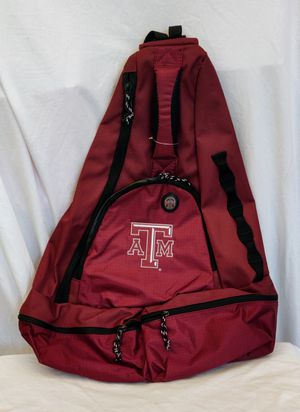 Texas A&M Aggies Sling Backpack for Sale in Duncanville, TX