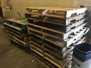 Free pallets for Sale in Bangor, ME
