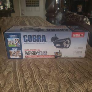 Cobra wireless camera for Sale in Milton, FL