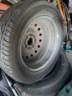 Tires Size 15 for Sale in San Diego,  CA