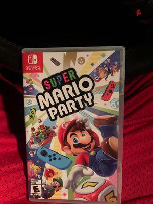 Super Mario Party (Brand new) for Sale in Chula Vista, CA